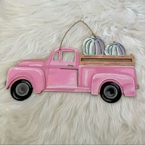 Farmhouse Hand Painted Truck Sign!